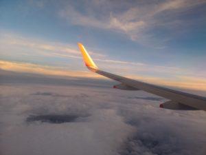 翼よ、あれが・・・