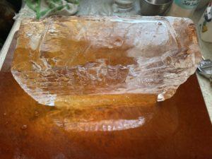 透明な氷の作り方