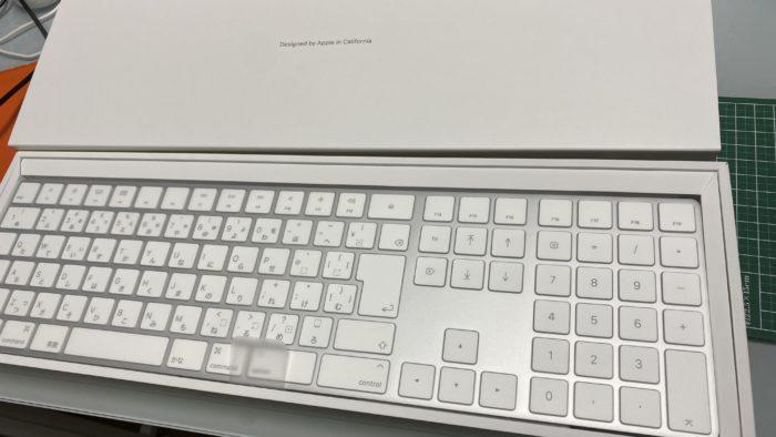 iMac2020 キーボード