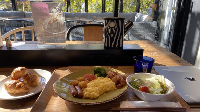 モクシー大阪新梅田 朝食(アメリカンブレックファスト)