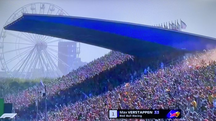 マックス・フェルスタッペン 2021オランダGP優勝